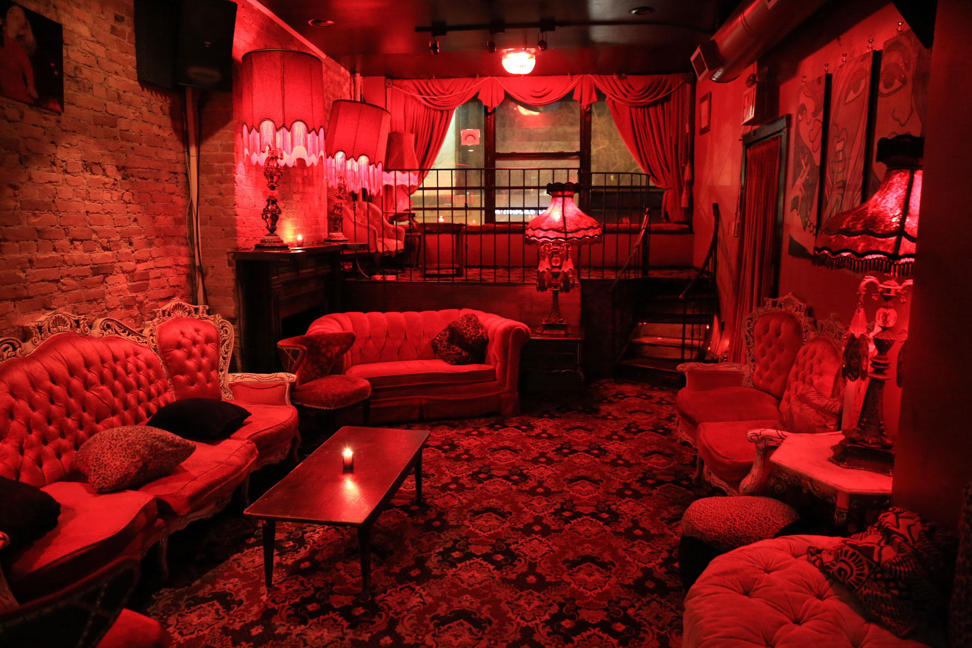 Velvet Rooms Club