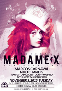 newHOUSE Grooves Presents: Ibiza Night @ Top Bar - Madame X | New York | New York | United States