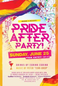 Pride Parade After Party at Madame X @ Madame X - Main Bar | New York | New York | United States