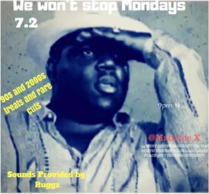 We Won't Stop Mondays @ Madame X - Main Bar | New York | New York | United States