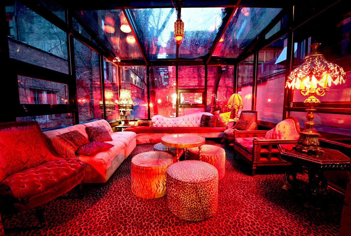 Bedouin Lounge Atrium Madame X