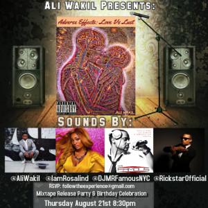 Ali Wakil Presents: Mixtape Release Party & Birthday Celebration @ Top Bar - Madame X | New York | New York | United States